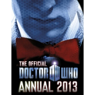 Книга DOCTOR WHO: OFFICIAL ANNUAL 2013